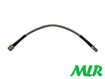 Toyota Mr2 & Turbo Sw20 Stainless Steel Braided Clutch Line Hose Pipe Xh