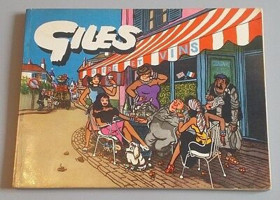 Giles Series 9 first edition annual, 1955, Daily Express Publications