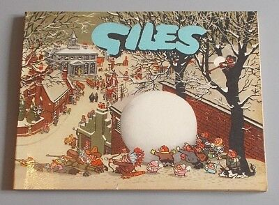 Giles Series 11 first edition annual, 1957, Daily Express Publications