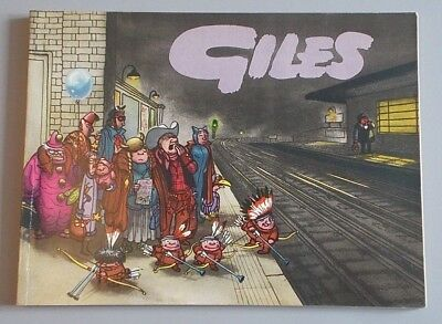 Giles Series 13 first edition annual, 1959, Daily Express Publications