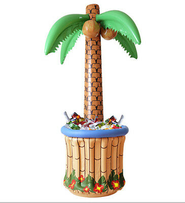182Cm Inflatable Palm Tree Drinks Cooler Hawaiian Party Decoration