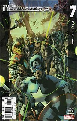 Marvel Comics Ultimates 2 7 NM-/M 2005
