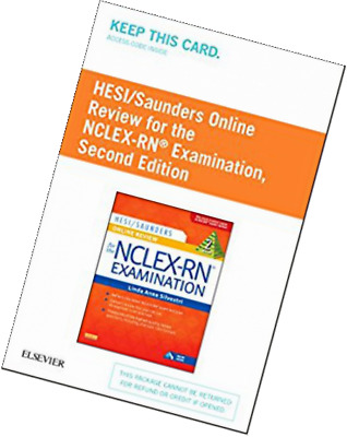 hesi saunders hesi comprehensive review for the nclex rn