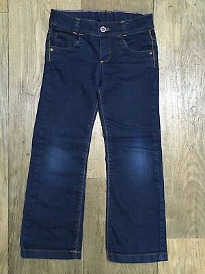 Ted Baker Girls Jeans Trousers. Soft feel denim. Size 6 years.