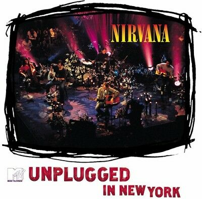 Nirvana - Unplugged In New York 720642472712 (Vinyl Used Like New)