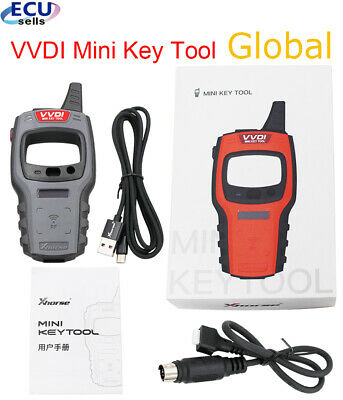 Xhorse VVDI Mini Tool Programmer Support IOS/Android Free 96bit 48-Global