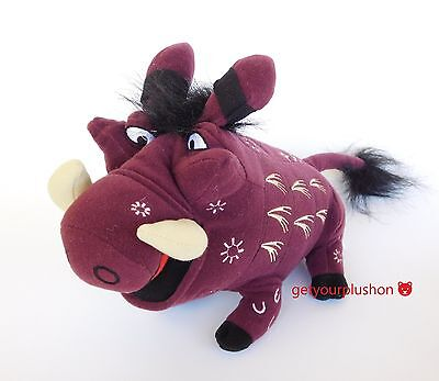 Disney * The Lion King The Broadway Musical Pumbaa Plush