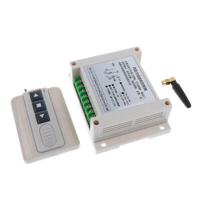 Forward and Reverse Switch and 3 Buttons Remote Control 433mhz