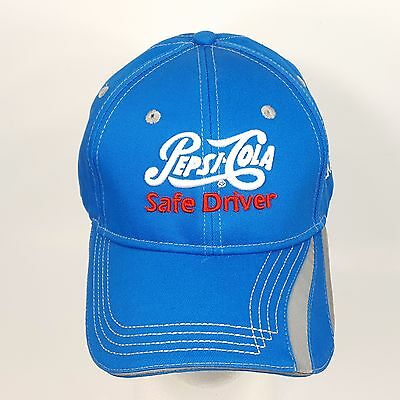 Pepsi Cola Safe Driver Uniform Hat