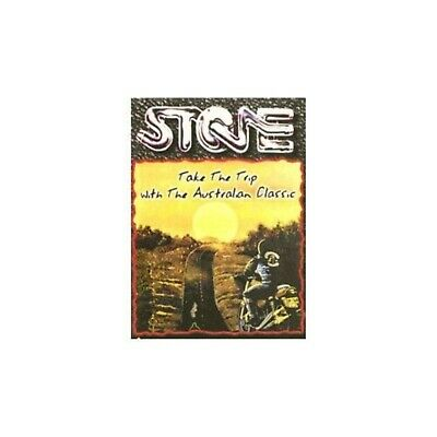 STONE -= CLASSIC BIKER FROM THE 70's DVD(Australian Shipping Free)