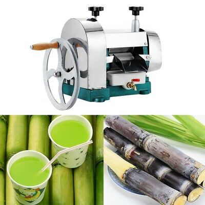 Manual Sugar Cane Ginger Press Juicer Juice Machine Home/Restaraunt Use