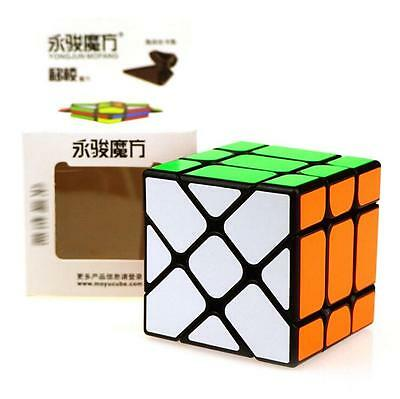 YongJun Fisher Cube Speed Magic Twist ABS Plastic Professional Puzzle toy