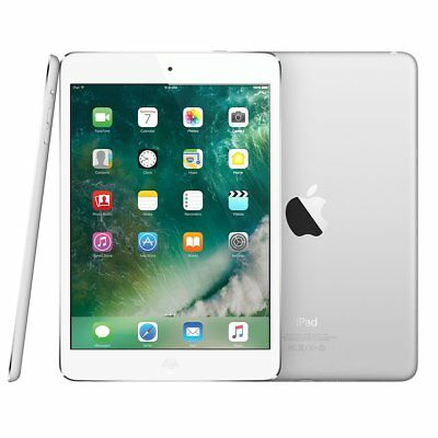"Apple iPad Air 1st Generation (16GB Wi-Fi 9.7"" 5MP Cam RD White/Silver) UK Model"