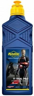Putoline Tt Trial Pro Strawberry 2 Stroke Oil Beta Evo 125 250 300