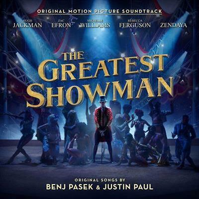 The Greatest Showman - Various Artists Vinyl Free Shipping!