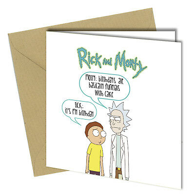 509 birthday greeting card funny rick and morty lets get schwifty 509 birthday greeting card funny rick and morty lets get schwifty tv sci m4hsunfo