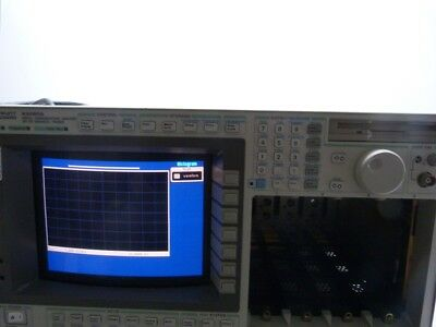 HP Agilent 83480A Digital Communications Analyzer OPT 100