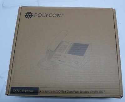 Polycom CX700 Desktop IP Phone