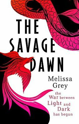 The Savage Dawn by Melissa Grey Paperback BRAND NEW