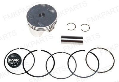 125cc 52mm Cylinder Barrel Piston Kit Rings 14mm Pin for Yamaha YZF-R 125