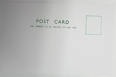 New Postcards 100 White Cards - Blank on one side - Free Post