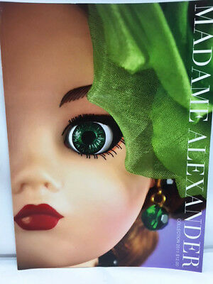 NEW 2011 Madame Alexander Full Doll Line Collection Color CATALOG Book