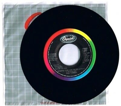 Tina Turner What's Love GotTo Do With It 45 rpm Record Rock And Roll Widow 1984