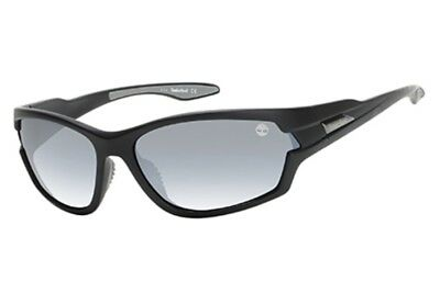 812e3c52bae NWT TIMBERLAND Sunglasses TB 9070 02D Polarized Matte Black / Smoke 66 mm  TB9070