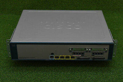 CISCO UC560-FXO-K9 Unified Communications 560 with 4-FXO/FXS Ports 3-Ports Layer