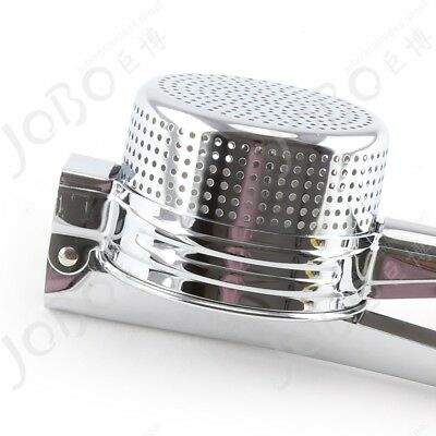 Stainless Steel Juicer Held Potato Masher Fruit Vegetable Puree Tool Hand Ricer