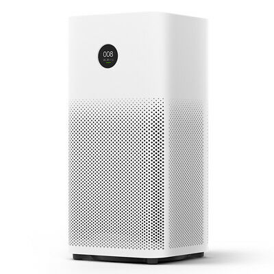 XIAOMI Mi 2S OLED Display Smart Air Purifier Smartphone Control Dust Cleaner