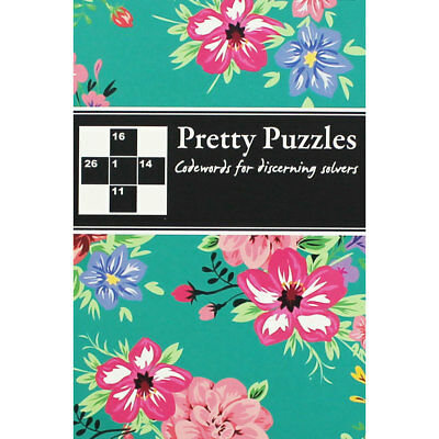 Pretty Puzzles - Codewords (Paperback), Non Fiction Books, Brand New