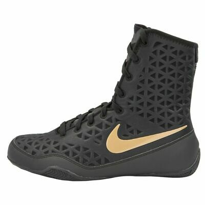 detailed pictures 2c3e5 8f6a5 Nike KO Boxing Boots Shoes Boxer Fighter Boxschuhe Chaussures de Boxe  Boxstiefel