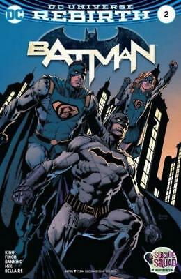 Batman #2 (Vol 3) DC Rebirth