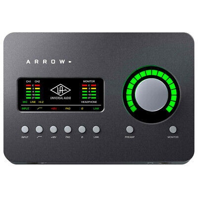 UNIVERSAL AUDIO APOLLO Twin mkII Solo 2x6 Thunderbolt Audio