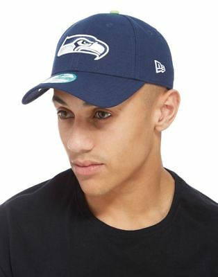 New era 9forty NFL Seattle Seahawks baseball cap hat bnwt