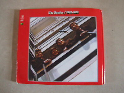 The Beatles : The Beatles: 1962-1966 2 x CD Set (1993)
