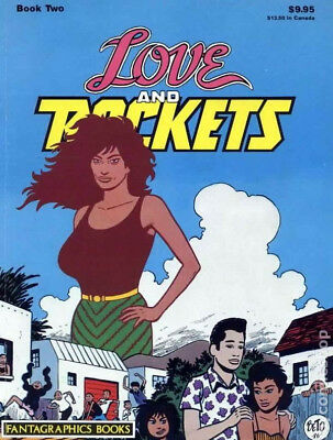 Love and Rockets collection, Book 2