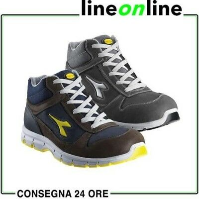 Chaussures de protection Diadora RUN HIGH S3