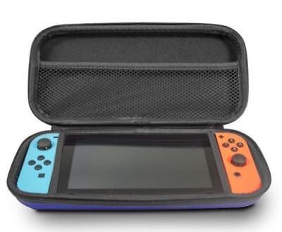 Flexfirm Protective Carry Case Cover for the Nintendo Switch Console Blue