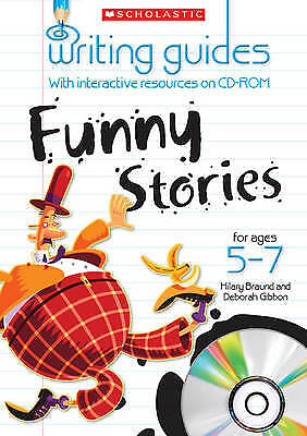 Funny Stories for Ages 5-7 (Writing Guides), Oliver, Mark/Robins, Arthur, Evans,