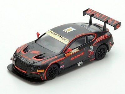 Spark 1:64 Bentley Continental GT3 - Macau GP FIA GT World Cup 2015 - Fong