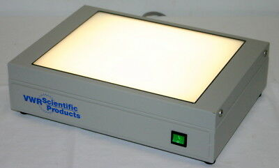 Vwr White Light Transilluminator, Model Tw