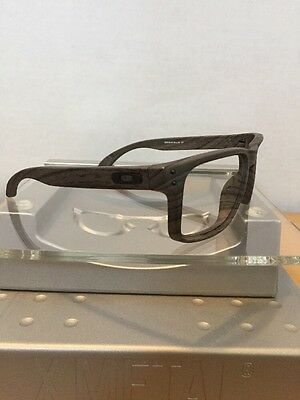 ~~Oakley Holbrook Woodgrain Frames Black Icons Fast Free S/H~~