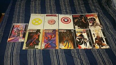 Ultimate Comics Lot Marvel Comics Polybagged Edition X-Men Spider-Man Ultimates