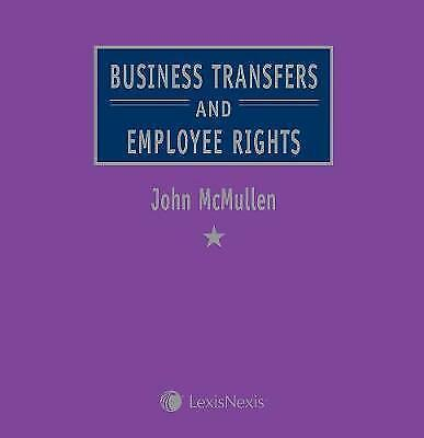 McMullen: Business Transfers and Employee Rights by McMullen, John