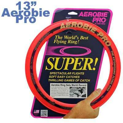 Aerobie Orange Pro 13 inch flying ring free shipping frisbee disc 33cm