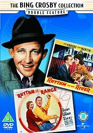 Bing Crosby Collection - Rhythm On The River / Rhythm On The Range (DVD, 2006)