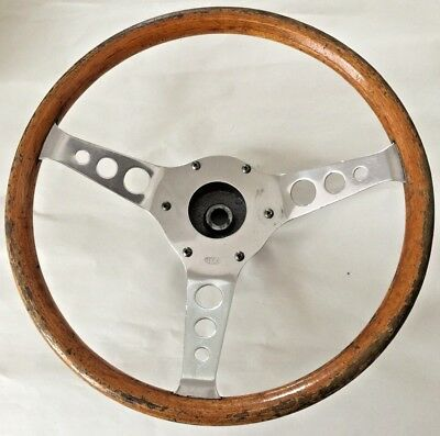 Styla steering wheel and boss Austin / Morris Mini and Mini Cooper and Cooper S
