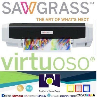 Sawgrass Virtuoso VJ628 Printer + Installation Kit, NO INK, FREE SHIPPING